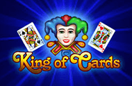 King Of Cards играть в казино Вулкан