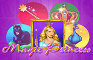 Magic Princess играть в казино Вулкан